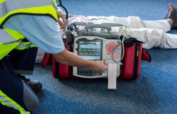 Køb en hjertestarter: Hver klar, når uheldet er ude